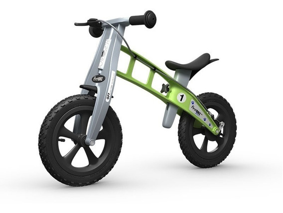 Bicicletas De Equilibrio O Balance Firstbike Sin Pedal Green
