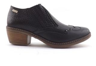 Botinetas Zapato Lady Stork Kaia Dama Mujer Clasico Nuevos