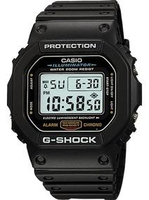 Relógio Casio G-shock Masculino Dw-5600e-1vd