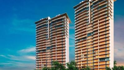 Departamento Country Towers Piso 21, Al Norte De Mérida