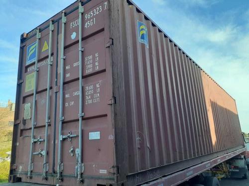 Contenedores Marítimos Containers Usado 40/20 San Justo