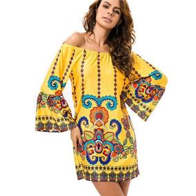 Bata Indino Afro Luxo Rozelva Da Sum