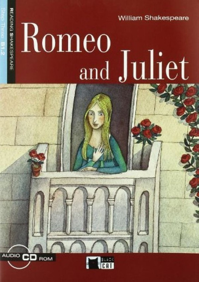Romeo And Juliet - Audio Cd - Black Cat