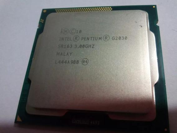 Processador Para Pc Pentiumr G2030 Dual Core 3,00hz