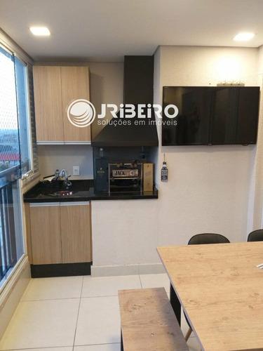 Apartamento De Alto Padrão 2 Dormitórios Varanda Gourmet Para Venda Em Vila Guilherme São Paulo-sp - 136660d
