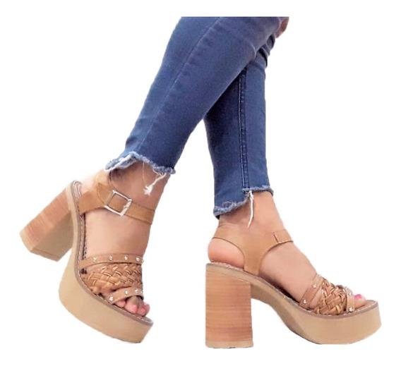 Zapatos Sandalias Mujer Plataforma Urbanas Diarias Fiesta Debra Fashion 10