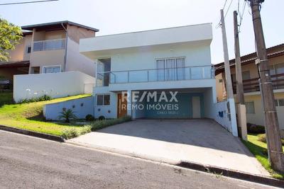 Casa Residencial À Venda, Villaggio Fiorentino, Valinhos - Ca6336
