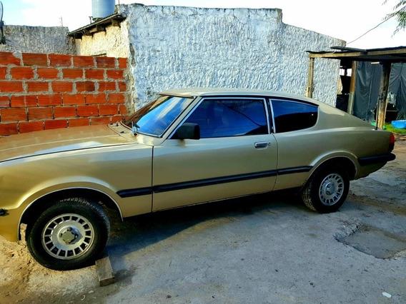 Ford Taunus Gt 1983 2.3