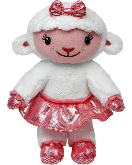 Doutora Brinquedos Mini Pelúcia Lambie 18cms Ty!