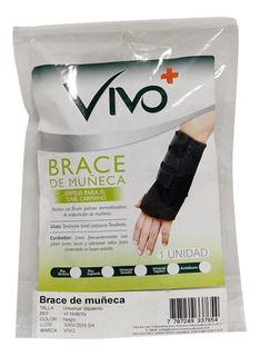 Vivo+brace De Muñeca Universal Ambidiestra
