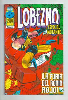 Lobezno - Especial Mutante - La Furia Del Ronin Rojo - Forum