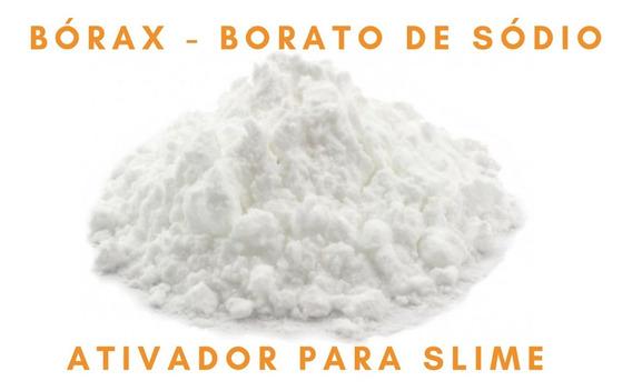 Borax Cristal 99,9% Puro Pacote 1 Kg