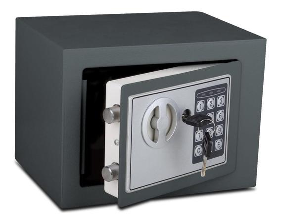 Caja Fuerte De Seguridad Digital Con Alarma Y Bloqueo