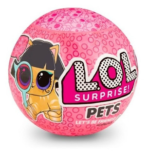 Lol Surprise Pets. Serie 4. Original Usa