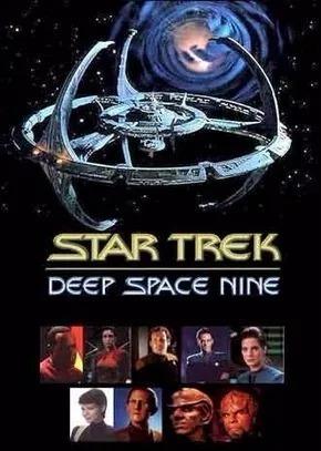 Jornada Nas Estrelas Deep Space Nine Ds9 1ª À 7ª Temporada