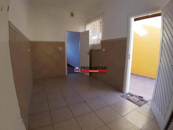 Casa Com 2 Dormitórios À Venda, 90 M² Por R$ 500.000,00 - Cidade Dutra - São Paulo/sp - Ca2926