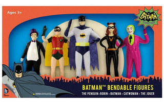 Batman Njcroce Set X 5 Figuras