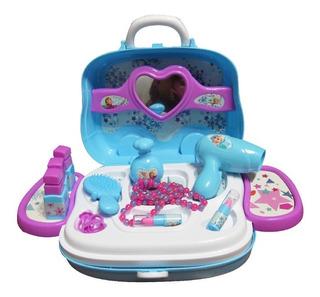 Valijita De Juego Belleza Princesas Frozen. Envio Gratis!!