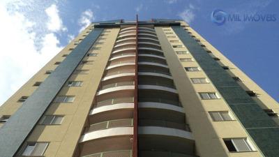 Apartamento Residencial Para Locação, Parque Residencial Aquarius, São José Dos Campos. - Codigo: Ap0411 - Ap0411