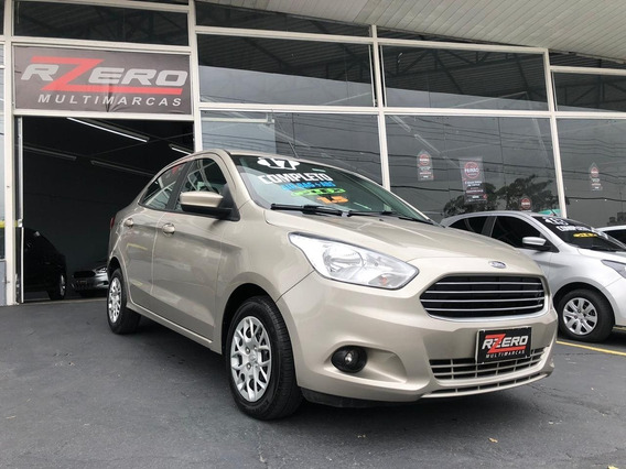 Ford Ka + Sedan 2017 Completo 1.5 Flex 34.000 Km Impecável