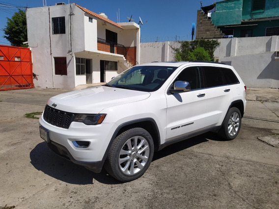 Jeep Grand Cherokee Limited Lujo 4x4 V8, 2017