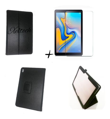 Estuche Tablet Samsung Galaxy Tab A 10.1 2019 T515 + Vidrio