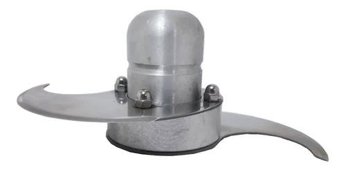 Cuchilla Cutter Industrial Y Gastronomico 4 Lts Metvisa