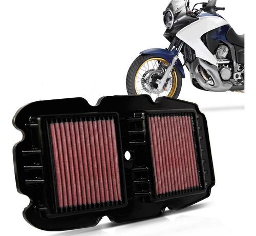 Filtro Ar Moto K&n Honda Xl700v Transalp 2011 2012 2013 2014