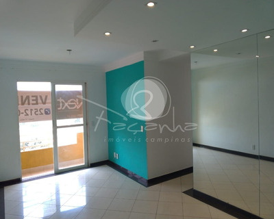 Apartamento Para Locação No Bonfim Em Campinas - Imobiliária Em Campinas - Ap02614 - 33111786