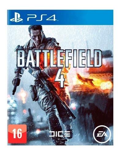 Imagen 1 de 6 de Battlefield 4 Electronic Arts PS4 Digital