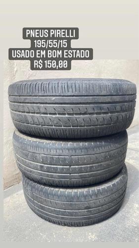 Imagem 1 de 5 de Pneu Aro 15 Pirelli - R$ 100,00