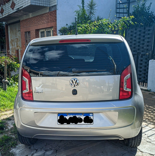 Volkswagen Up! 2016 1.0 Move Up! 75cv 3 P