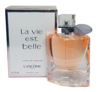 Perfume Feminino La Vie Est Belle Lancomê Edp 75ml