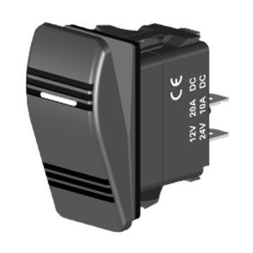 Imagem 1 de 1 de Interruptor Momentâneo - Cod 2755