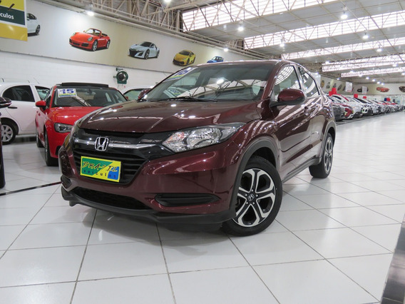 Honda Hr-v Lx 1.8 16v Flex 4p Automático Completão