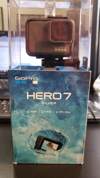 Câmera Gopro Hero 7 Silver Equipamentos E Acessórios.