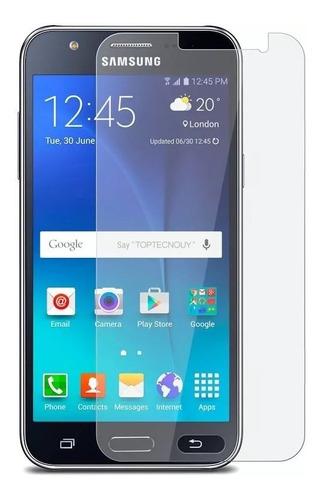 Mica De Vidrio Templado Samsung J5, iPhone 7, Motorola