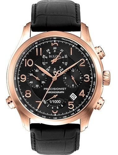 Relógio Bulova Masculino Precisionist Wb31747p