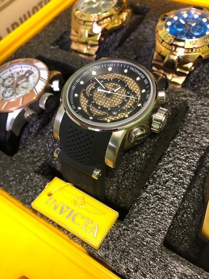 Relógio Invicta S1 19321 Original Eua $1199