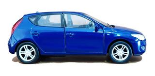 Miniatura Hyundai I30 Azul