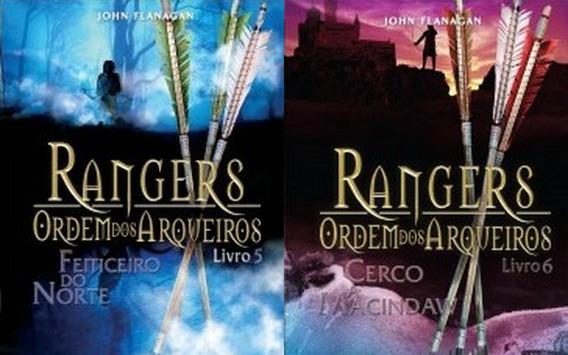 Rangers Ordem Dos Arqueiros - Volumes 5 E 6