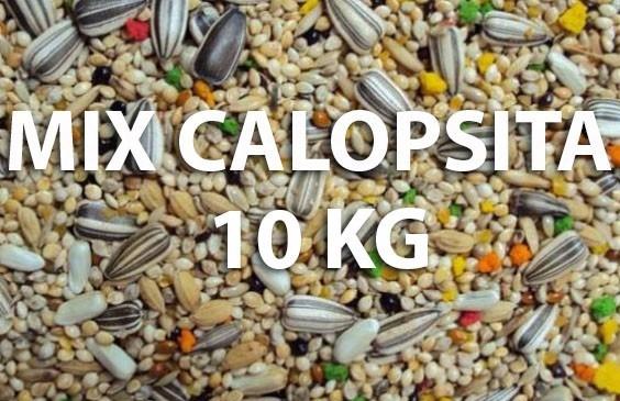 Ração Mix Para Calopsita 10kgs