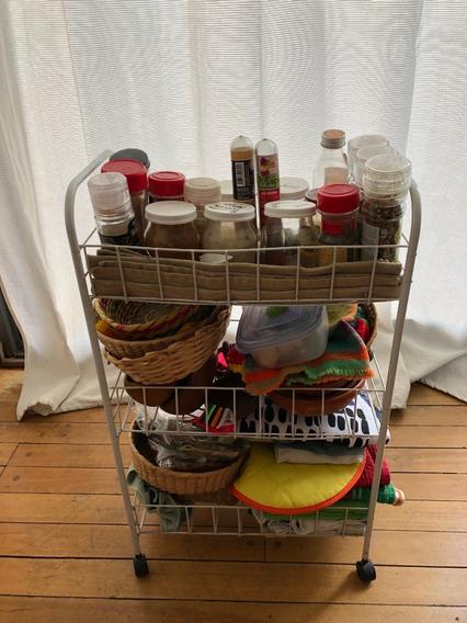 Mueble - Estante De Cocina, Organizador