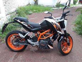 Duke 390 Modelo 2014, Motocicleta Ktm