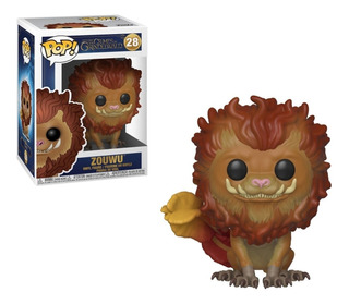 Funko Pop! - Fantastic Beasts 2 - Zouwu - (36149) (28)