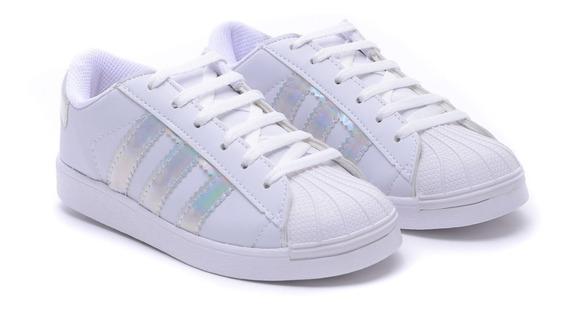 Zapatos Zapatillas Blancas Sneakers Mujer Plataforma 2019