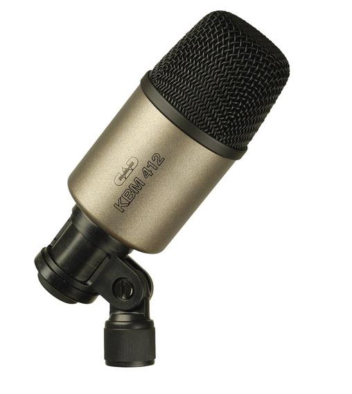 Microfono Cad Audio Kbm412 Dynamic Microphone