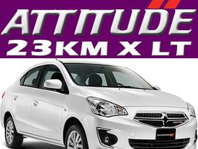 Dodge Attitude 1.2 Sxt Mt 3cil Abs Rines Airbag Touch Rhc