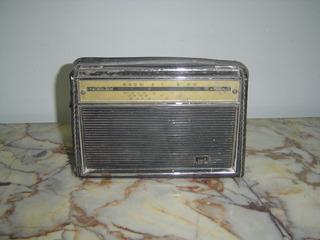 Antigua Radio Portátil Noblex Carina Ref. 776