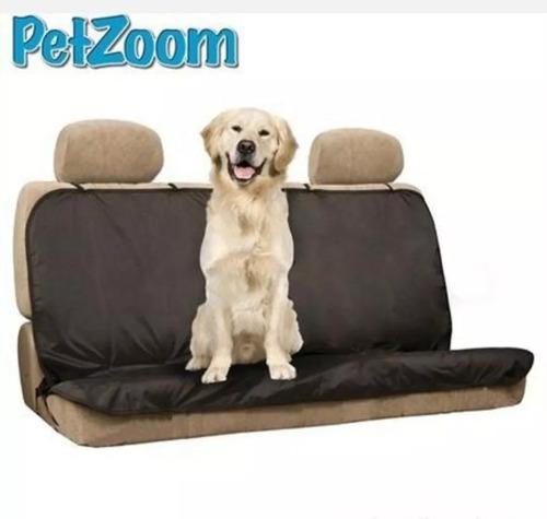 Cobertor Asiento De Auto Para Mascotas- Forro Protector